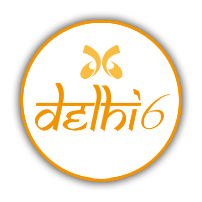 Delhi6 Logo